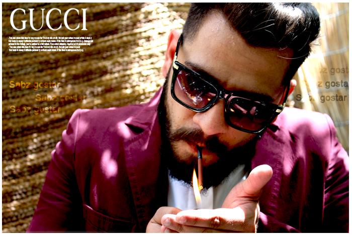 عینک Gucci