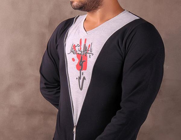 آفر تی شرت محرم طرح یا سیدا الشهدا