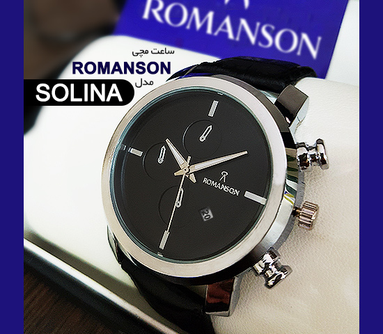 ساعت مچی Romanson مدل Solina