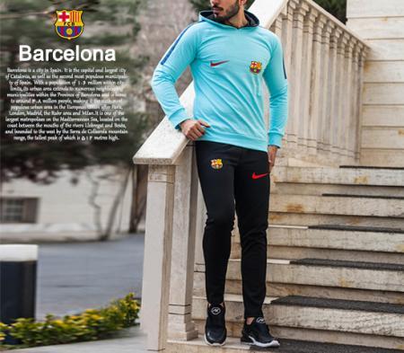ست سویشرت و شلوار مدل بارسلونا