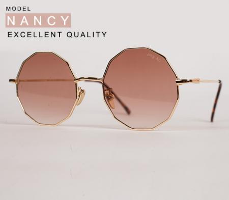 عینک آفتابی زنانه مدل Nancy (قهوه ای)