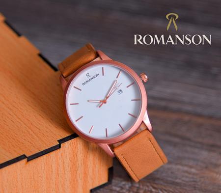 ساعت مچی مردانه Romanson مدل Anil