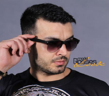 عینک افتابی مردانه مدل look
